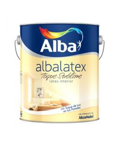 Albalatex Toque Sublime (Blanco) 10 L