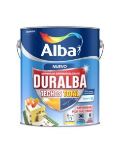 DURALBA TECHOS TOTAL (Blanco) 20 Litros