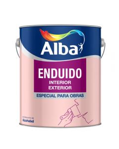 Alba Std Enduido Ext/Int  1